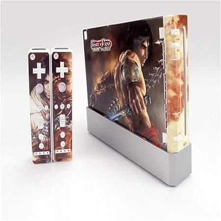 Wii Dual Colored Skin Sticker,Wii0620-04