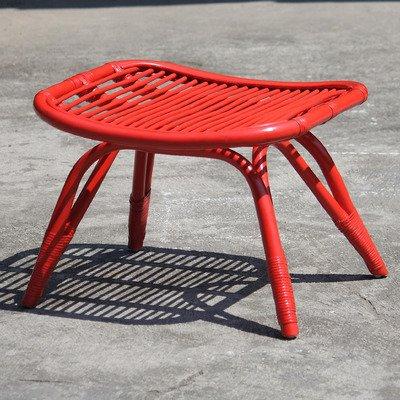 """Hocker """"Martha"""" Farbe: Rot online kaufen"""