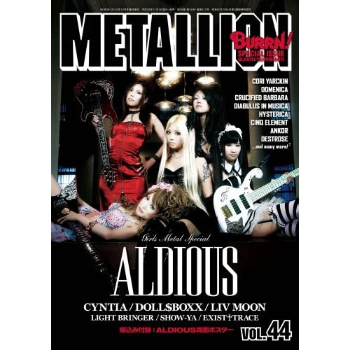 METALLION(メタリオン) vol.44 2012年 12月号