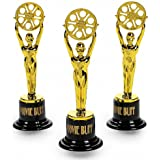 Movie Buff Gold Trophies (1 dz)
