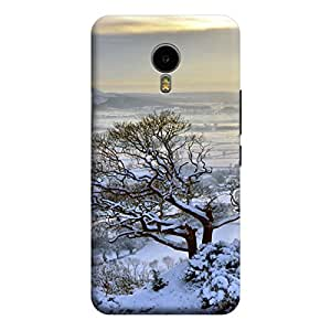 iShell Premium Printed Mobile Back Case Cover With Full protection For Meizu M2 Note (Designer Case)