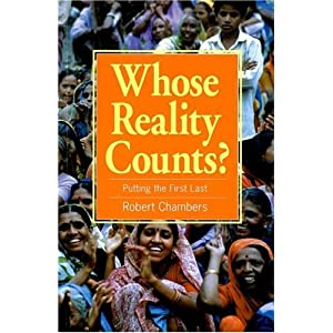 Whose reality counts by robert chambers