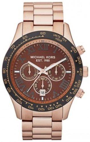 Michael Kors Men'S Mk8247 Layton Rose Gold Watch