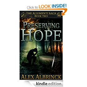 Preserving Hope (The Aliomenti Saga - Book 2)