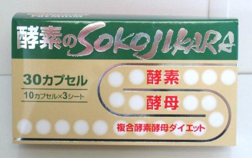 酵素のSOコージーKARA 酵素の底力 3個+1個セット