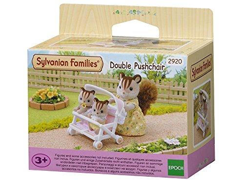 Sylvanian Families 2920 - Carrito para gemelos [importado de Alemania]