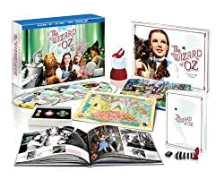 The Wizard of Oz: 75th Anniversary Limited Collector's Edition (Blu-ray 3D / Blu-ray / DVD / UltraViolet  + Amazon-Exclusive Flash Drive)