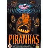 Piranhas [1995] [DVD]by Alexandra Paul
