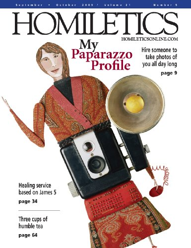 Homiletics Journal: September/October Issue 2009