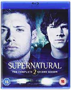 Supernatural Season 2 [Reino Unido] [Blu-ray]