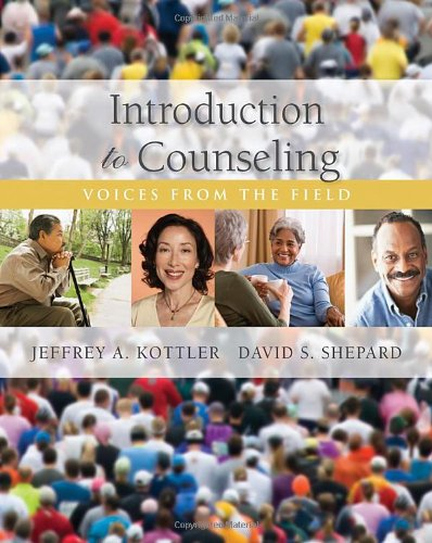 Introduction to Counseling: Voices from the Field (HSE...