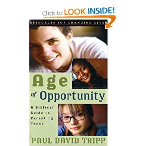 Age of Opportunity (Resources for Changing Lives) Paul David Tripp
