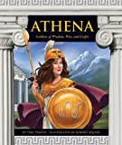 img - for Athena: Goddess of Wisdom, War, and Crafts (Greek Mythology) book / textbook / text book