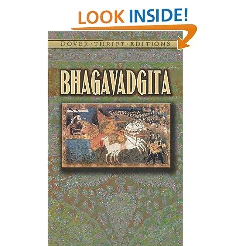 Bhagavadgita (Dover Thrift Editions)
