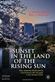 img - for Sunset in the Land of the Rising Sun: Why Japanese Multinational Corporations Will Struggle in the Global Future (INSEAD Business Press) book / textbook / text book