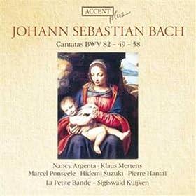 Bach: Cantates