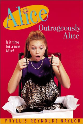 Image for Outrageously Alice