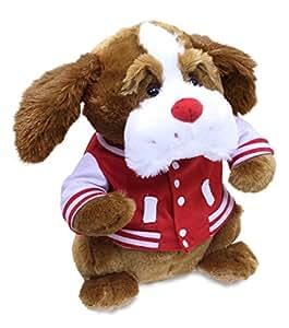 Cuddle Barn Cuddle Barn Valentines Day Animated Plush Dog Toy Scrappy