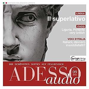 ADESSO audio - Il superlativo. 9/2015 Hörbuch