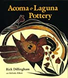img - for Acoma and Laguna Pottery book / textbook / text book