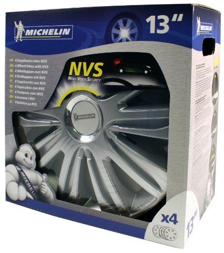 Michelin-Scatola-4-Copricerchi-NVS-42-Cromo
