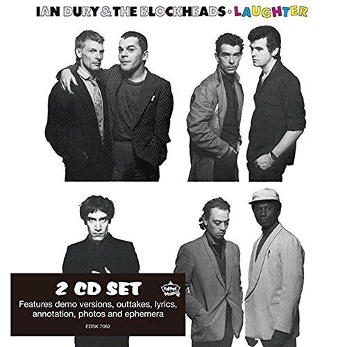 Ian Dury & the Blockheads - Laughter (CD1) - Zortam Music