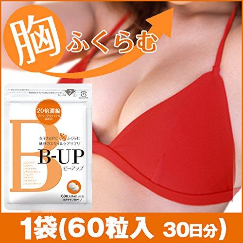 ミーロード B-UP ビーアップ 60粒 プエラリアサプリ