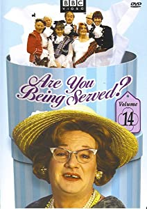 Are You Being Served?, Vol. 14 from BBC