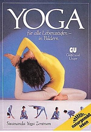 Yoga fuer alle Lebensstufen, in Bildern