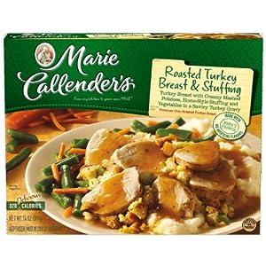 marie callender turkey dinner