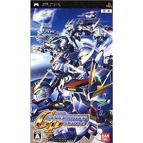 SDガンダム Gジェネレーション・ポータブル PSP the Best