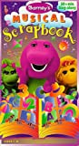 Barney - Musical Scrapbook [Import]