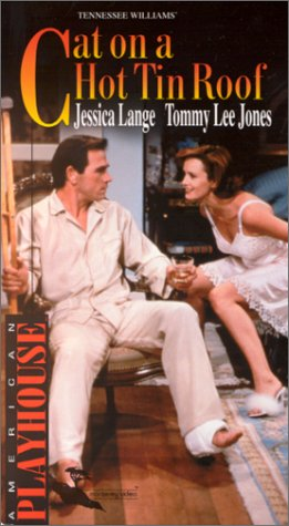 Cat on Hot Tin Roof [VHS]