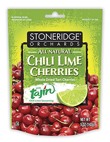 Stoneridge Orchards Chili Lime Cherries, 5 Ounce (Fruit Chili compare prices)