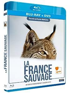 La France sauvage [Blu-ray] [Combo Blu-ray + DVD]