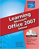 img - for Learning Microsoft Office 2007 Deluxe book / textbook / text book