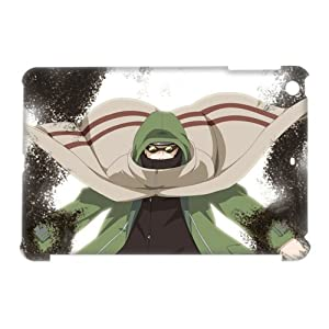 ePcase Cool Aburame Shino with His Insects from Naruto 3D-printed Hard Case Cover for Apple iPad Mini