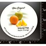 Shea Butter, Body Cream, Body Butter, ,1 , , , Apple Orange , Cream,