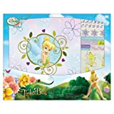 EK Success 8-Inch by 8-Inch Tinker Bell Postbound Album Scrapbook Kit