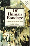 img - for Of Human Bondage: Coming of Age in the Novel (Twayne's Masterwork Studies) (No 40) book / textbook / text book