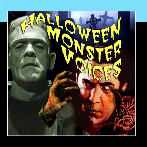 Halloween Monster Voices: Scary Monsters: Music