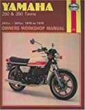 Yamaha 250 and 350 Twins Motorcycle Owner's Workshop Manual (Motorcycle Manuals) Jeff Clew