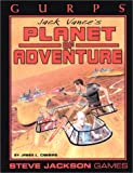 img - for GURPS Planet of Adventure book / textbook / text book