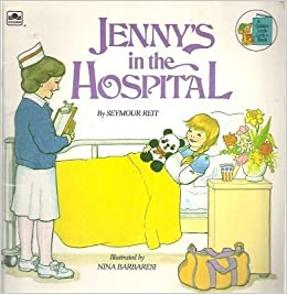jenny s in the hospital look look golden books