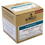Dr. Miracles Strengthen Temple & Nape Gro Balm 4oz (2 Pack)