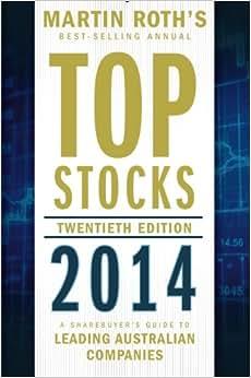 Top Stocks 2014: A Sharebuyer's Guide To Leading Australian Companies