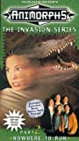 Animorphs - The Invasion Series, Part 2: Nowhere to Run [VHS]