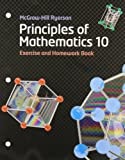 MHR Principles of Mathematics 10 Exercise and Homework Book