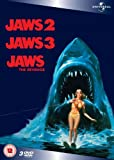 Jaws 2/Jaws 3/Jaws: the Revenge [Box Set] [Import anglais]