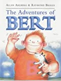 Allan Ahlberg The Adventures of Bert (Viking Kestrel picture books)